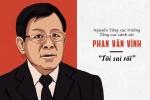 Đường dây đánh bạc nghìn tỷ đồng: Ông Phan Văn Vĩnh bị truy tố 10 năm tù