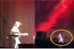 Clip: Tay súng nã đạn điên cuồng vào đám đông, ca sỹ bỏ chạy khỏi sân khấu