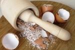 10 tác dụng của vỏ trứng khiến bạn kinh ngạc