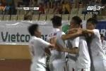 Ghi bàn mở tỷ số, cầu thủ U19 Việt Nam ăn mừng kiểu Ronaldo