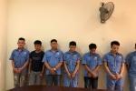 17 công nhân bị bắt khi đánh bạc trong nhà vệ sinh