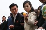 'Nguoi dep quyen luc' trong phai doan Trieu Tien den tham VinFast va VinEco la ai? hinh anh 3