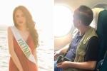Sau 7 năm day dứt, bố mẹ Hương Giang sang Thái Lan ủng hộ con thi Hoa hậu Chuyển giới