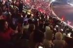 Clip: 'Chảo lửa' Mỹ Đình sục sôi đêm Gala mừng công U23 Việt Nam