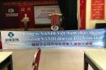 Băng rôn của doanh nghiệp Trung Quốc 'hô biến' Việt Nam thành Đại Nam Hải