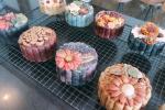 Video: Bánh Trung thu điêu khắc gây sốt thị trường