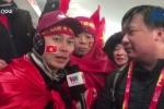 CĐV tại Thường Châu: 'Chúng tôi tự hào về U23 Việt Nam!'