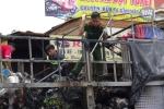 Xe hàng bị cháy trên đường Hồ Chí Minh: Tài xế cảm ơn người dân Buôn Hồ