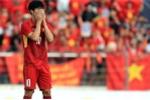 Video: Công Phượng xử lý cá nhân, tuyển Việt Nam nhận bàn thua lịch sử