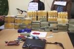 Cảnh sát chặn bắt đoàn xe chở lô heroin, ma quý tổng hợp trị giá hơn 50 tỷ đồng