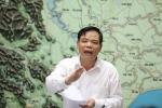 Bộ trưởng Nguyễn Xuân Cường: 'Chúng ta đang phải đối mặt với hiểm hoạ có thể lớn nhất từ trước đến nay'