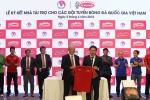 U23 Việt Nam thành công, VFF đón thêm tài trợ khủng