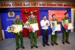 vụ án 2 thi thể trong thùng bê tông: UBND tỉnh Bình Dương khen thưởng ban chuyên án