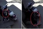 Clip: Táo tợn phá khóa, vào nhà trộm laptop, tivi giữa ban ngày ở Hà Nội