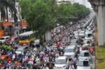 Hà Nội thí điểm cấm xe máy trên đường Nguyễn Trãi hoặc Lê Văn Lương