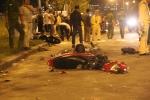 Đà Nẵng: Ô tô 'điên' tông liên hoàn 3 xe máy, 4 người bị thương