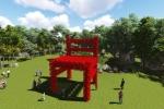 Tổ hợp trò chơi sáng tạo thiên nhiên cho bé cực hot dịp 30/4 tại Ecopark