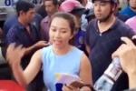 Bị xử phạt, nữ tài xế bỏ ô tô tại Phú Quốc ra về