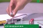 Lật tẩy công nghệ gian lận mùa thi