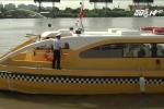 Cận cảnh 'xe buýt' chạy trên sông đầu tiên ở Việt Nam