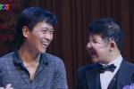 MC Thảo Vân rơi nước mắt trước tình cảm của bố con diễn viên Quốc Tuấn và Bôm
