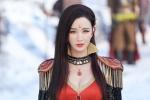 Hoa hậu Hoàn vũ Trung Quốc sảy thai trên phim trường