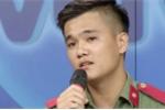 Cover bản hit của Noo Phước Thịnh, 'soái ca công an' tiếp tục gây 'sốt'