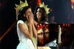 Người đẹp Paraguay ngất xỉu ngay khi vừa được xướng tên Hoa hậu Hoà bình Quốc tế