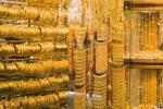 Giá vàng hôm nay 19/8: Vàng tăng nhẹ, nhiều rủi ro