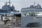 Những sự cố đáng xấu hổ của Hạm đội 7 Hải quân Mỹ năm 2017