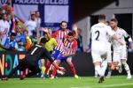 Truc tiep Real Madrid vs Atletico Madrid, chung ket sieu cup chau Au 2018 hinh anh 4