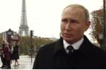 Tổng thống Putin nói gì trước đề xuất thành lập quân đội riêng châu Âu của Pháp?
