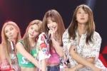 Mang loạt hit quen thuộc lên sân khấu, EXID khiến fan đứng ngồi không yên, liên tục hát theo