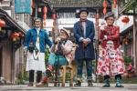 Tung bộ ảnh thời trang cực 'chất', 4 cụ già ở tuổi 90 gây bão mạng