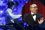 MC Lại Văn Sâm sửng sốt với cậu bé vừa bịt mắt vừa đánh piano