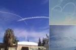 Video: Máy bay Nga nhào lộn điêu luyện khi không kích tại Syria