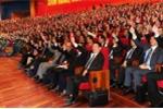 Truyền hình trực tiếp khai mạc Đại hội Đảng XII