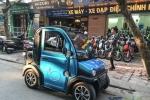 Ô tô điện Trung Quốc giá 70 triệu đồng lăn bánh ở Hà Nội