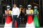 Đại gia Trung Quốc sắm hàng loạt robot làm trợ thủ