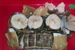 Mang 2 cái bánh tét tới Đài Loan, du khách Việt bị phạt 150 triệu đồng