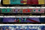 Ảnh: Những tác phẩm graffiti ấn tượng trên các toa tàu khắp thế giới