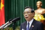 Chuyện chưa có tiền lệ của nguyên Thủ tướng Phan Văn Khải tại chất vấn Quốc hội