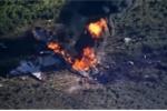 Máy bay quân sự Mỹ nổ giữa trời: Nghi do dùng linh kiện Trung Quốc