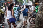 Cháy lớn gần Bệnh viện Nhi Trung ương: Chủ khu trọ giá rẻ Hiệp 'Khùng' bị đuổi đánh