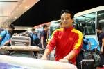 Bác sĩ U23 Việt Nam: 'Chưa bao giờ trải qua việc gì mệt hơn công việc này'