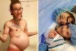 Ông bố chuyển giới mang bầu, hạ sinh bé trai xinh xắn