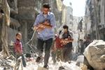 Video: Nhìn lại 7 năm Syria chìm trong bom đạn