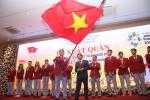 Bộ trưởng Nguyễn Ngọc Thiện: Đoàn Việt Nam cần phát huy tinh thần quyết thắng của U23 Việt Nam