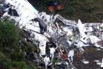 Những tai nạn máy bay thảm khốc trong làng thể thao thế giới