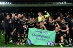 Chelsea vô địch Ngoại hạng Anh: Ngả mũ trước Conte